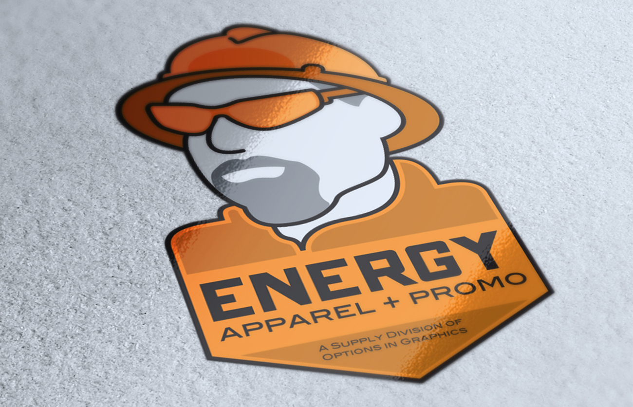 Energy Apparel and Promo Branding